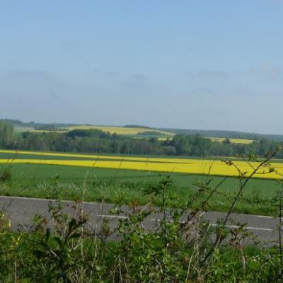 Le parcours nature Villiers le Morhier 2009