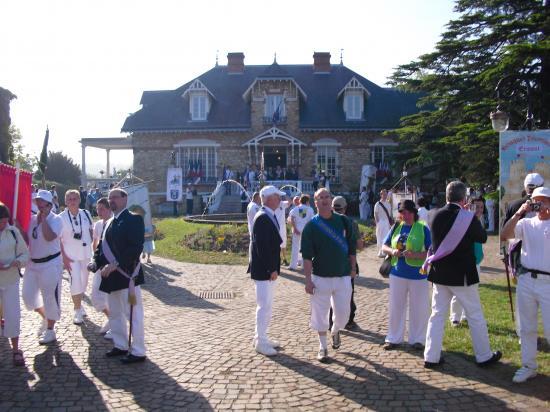 Le Bouquet de St Prix 2010