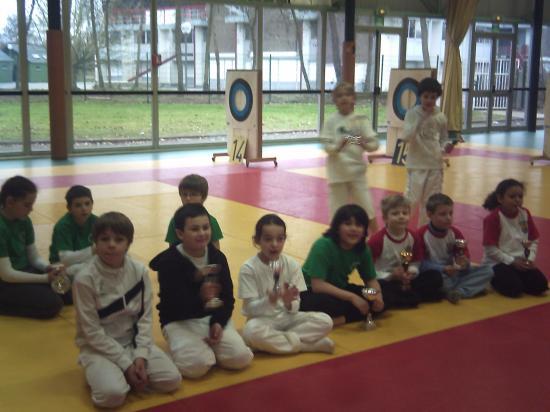 Le concours débutants 2011