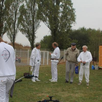 Le tir du Roy Coignières 2012