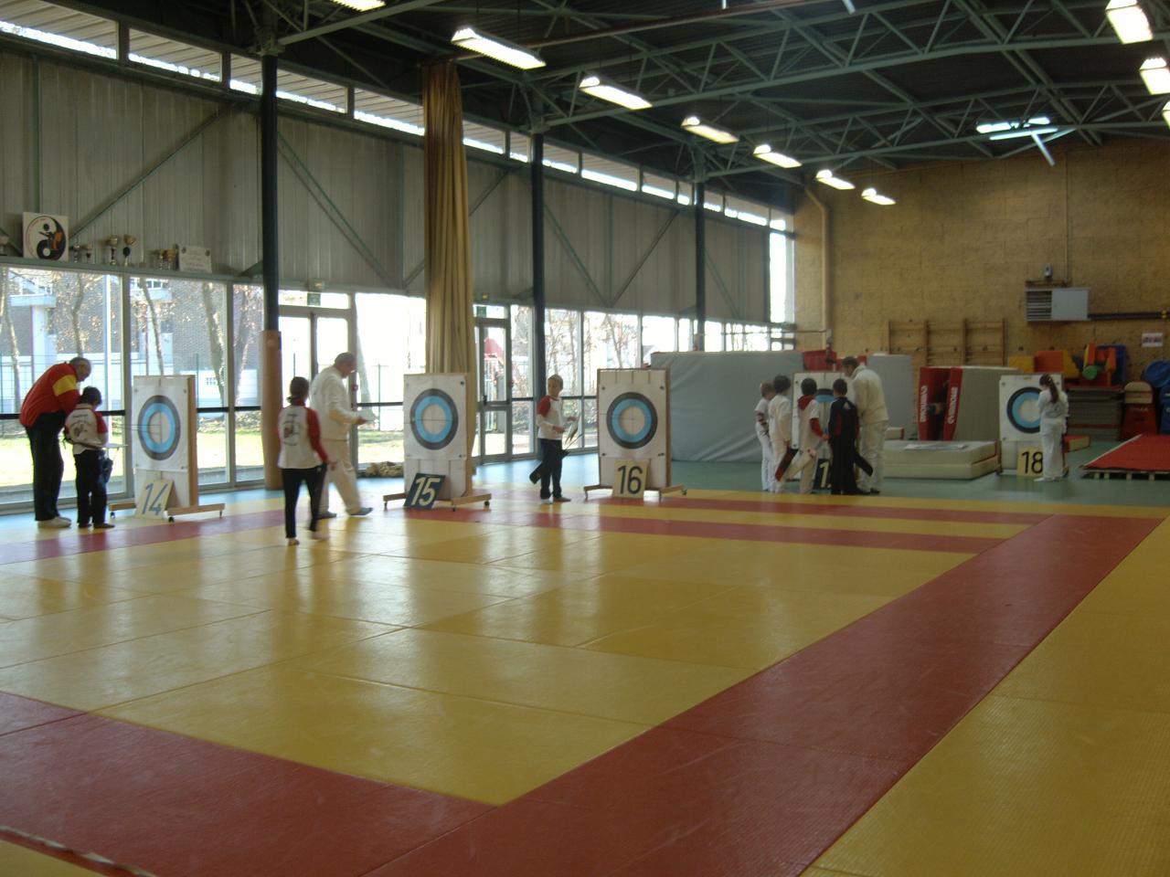 Le concours débutants 2012